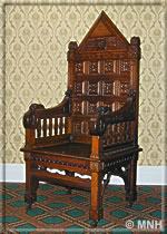 The Speakers Chair