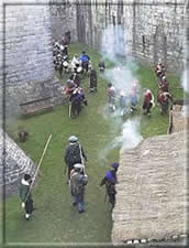 Invaders gain access to the Castle