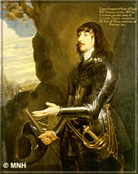 The 7th Earl of Derby - James Stanley