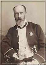 Sir John Stenhouse Goldie-Taubman - Speaker 1867. Photo: copyright Manx National Heritage