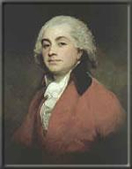 Major John Taubman - Speaker 1799-1822. Photo: copyright Manx National Heritage