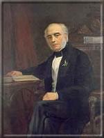 Edward Moore Gawne - Speaker in 1854. Photo: copyright Manx National Heritage