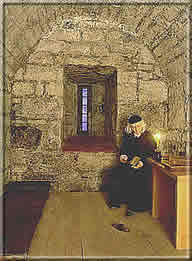 Bishop Wilson's Cell - photo: Manx National Heritage